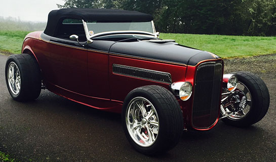 "1932 Ford ""The Rail""   SOLD"