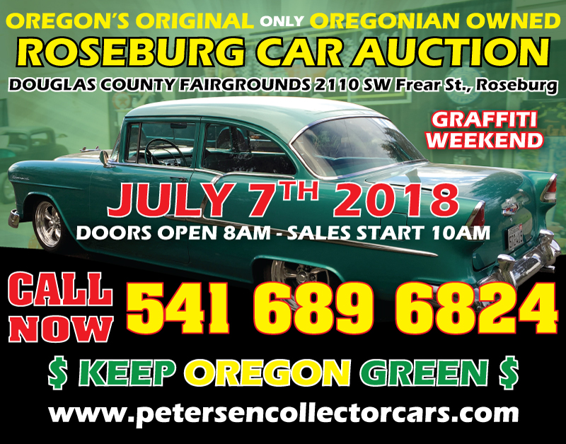 About Us | Petersen Collector Car Auctions Oregon