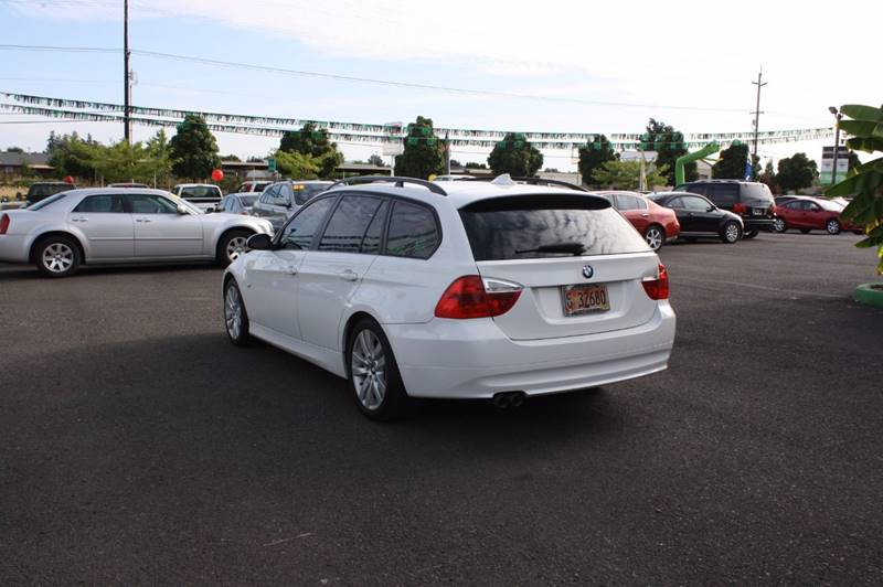 2007 BMW 3 Series AWD 328xi 4dr Wagon