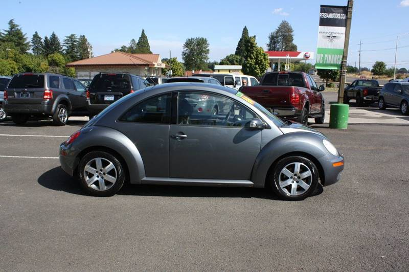 2006 VW Beetle 2.5 2dr Coupe