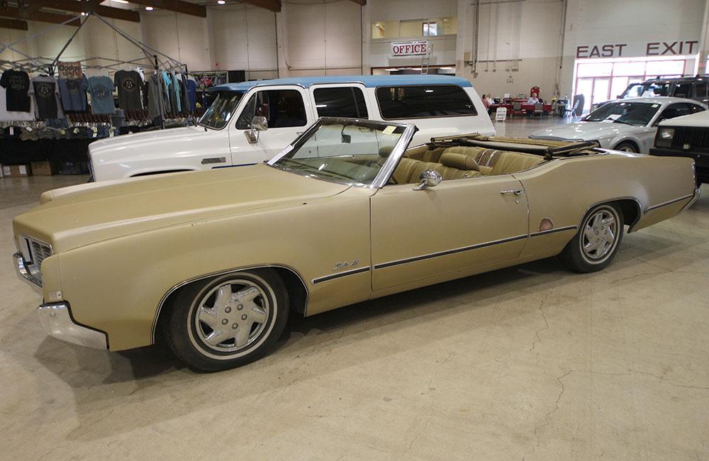1962 Oldsmobile   Convertible