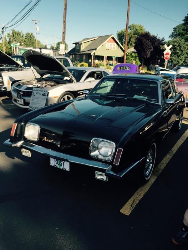 1983 Avanti II Coupe