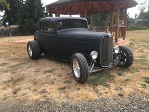 1932 Ford 3 Window Coup