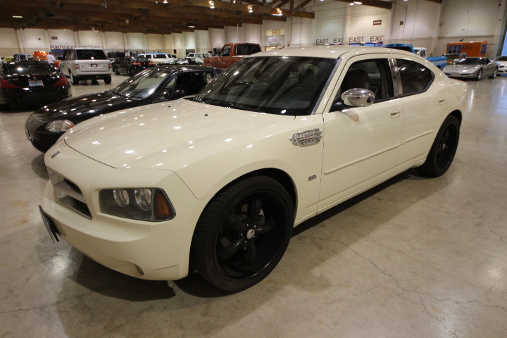 2006 Dodge Charger White