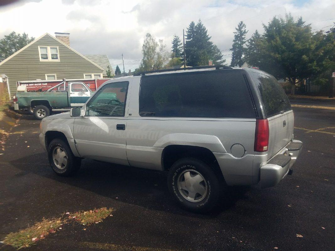 1995 Chevrolet Tahoe