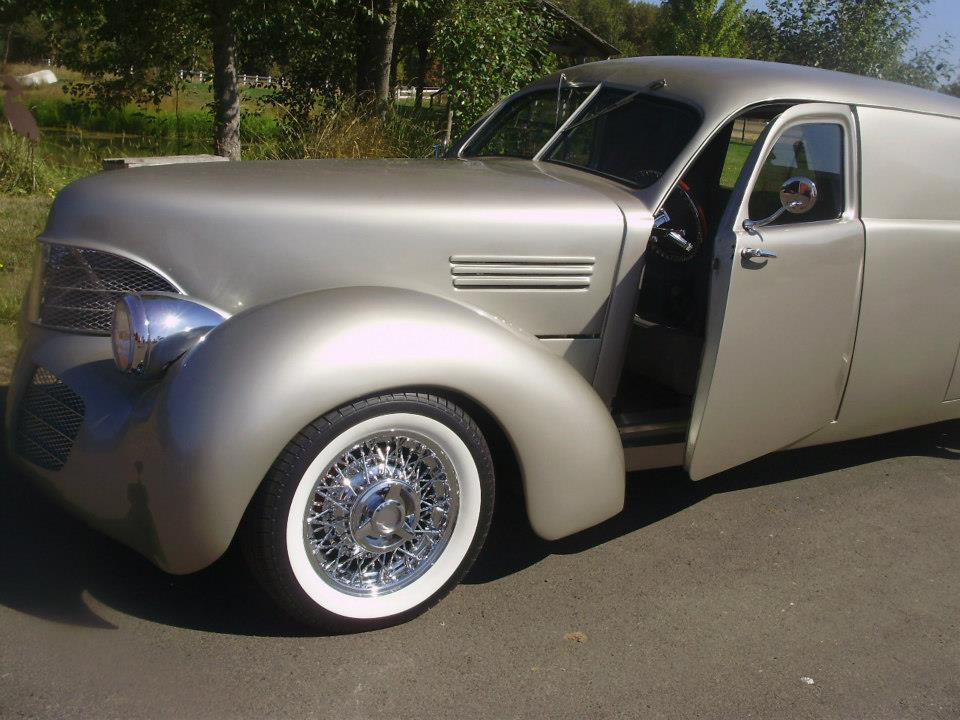 1940 Graham Hollywood Limousine
