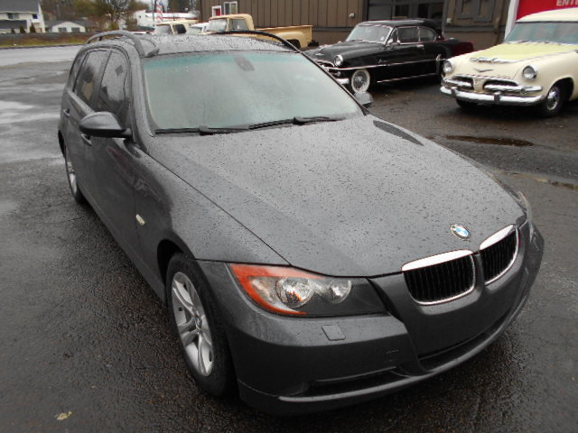 2008 BMW 328xi Station Wagon