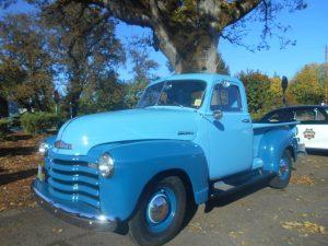 1952 Chevrolet PU