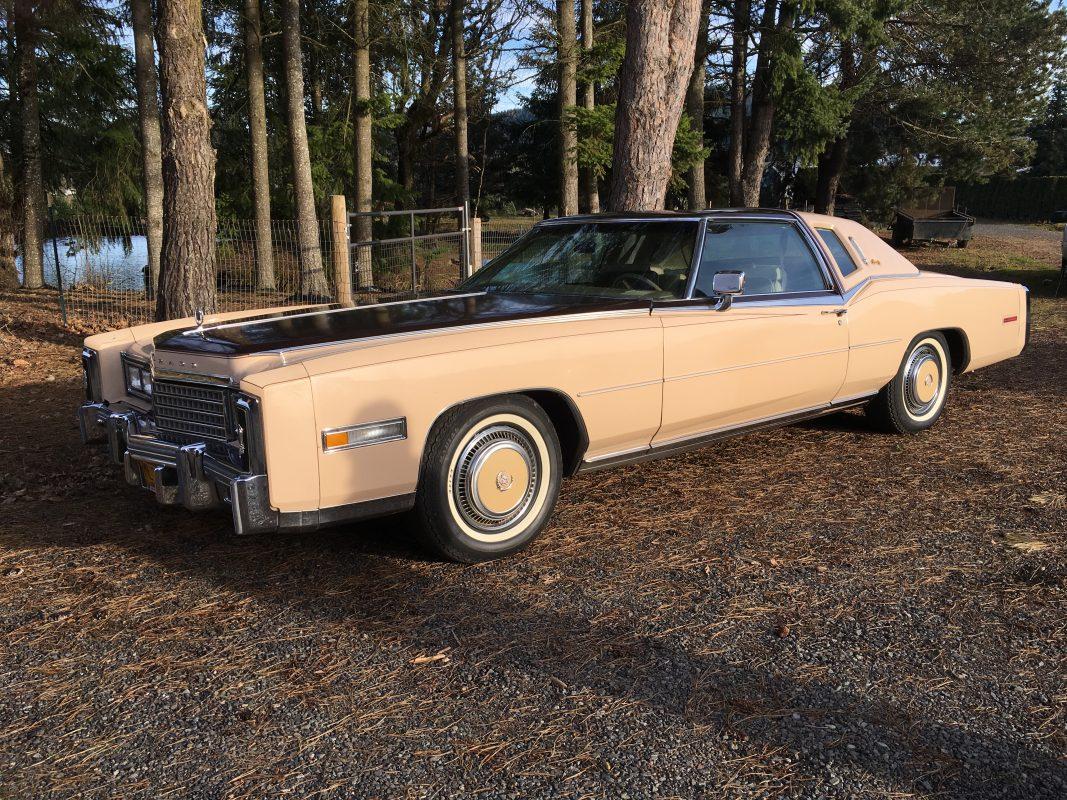 1978 Cadillac El Dorado