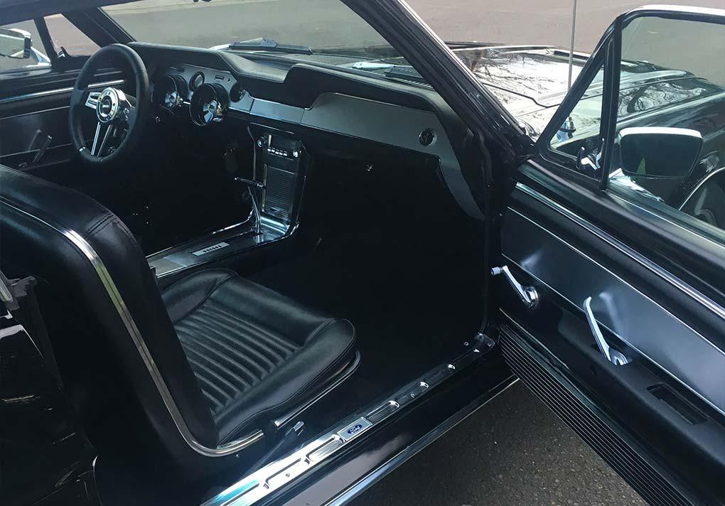 1967 Ford Mustang 6TA 2 door Fastback