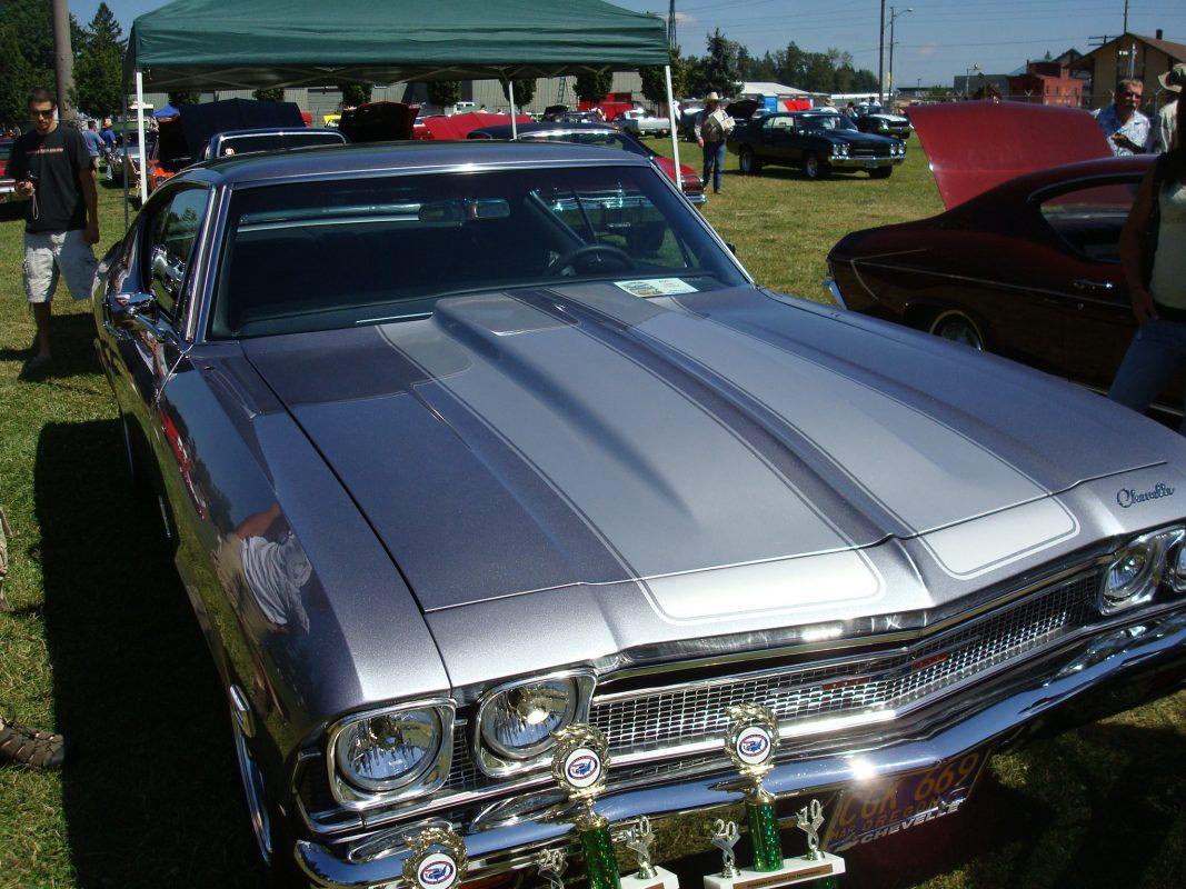 1968 Chevrolet Malibu | Petersen Collector Car Auctions Oregon