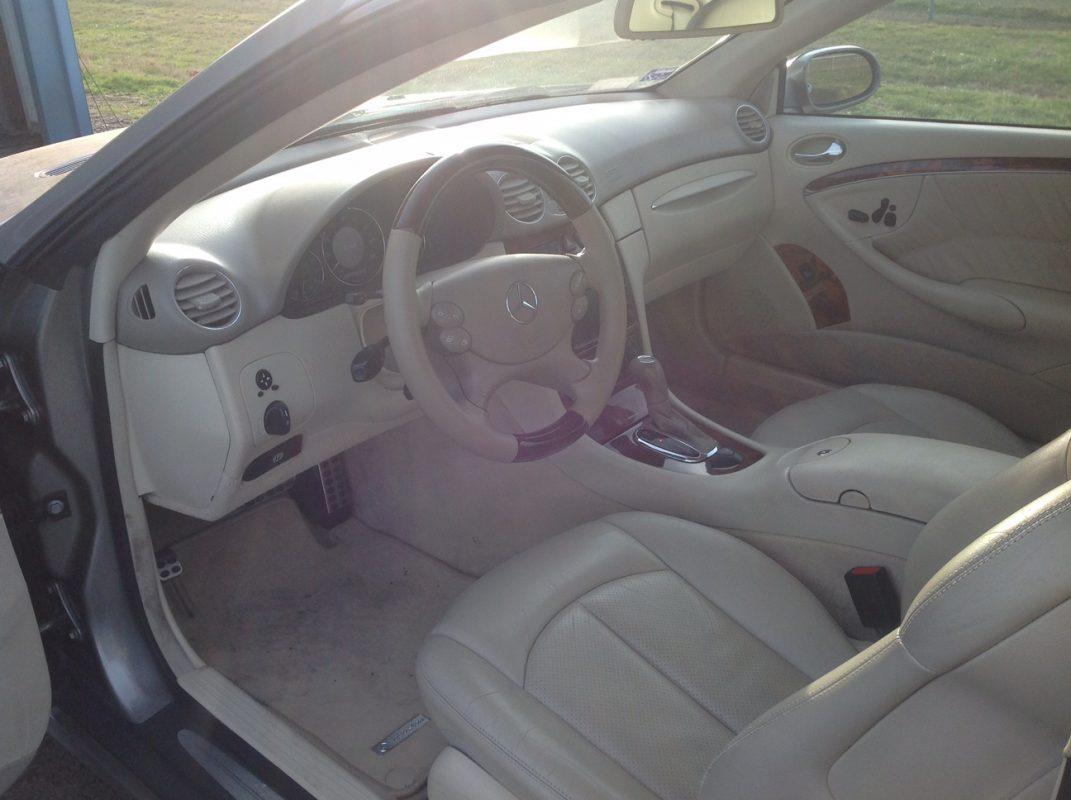 2008 Mercedes Benz
