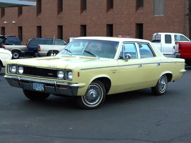 1969 AMC Rebel SST