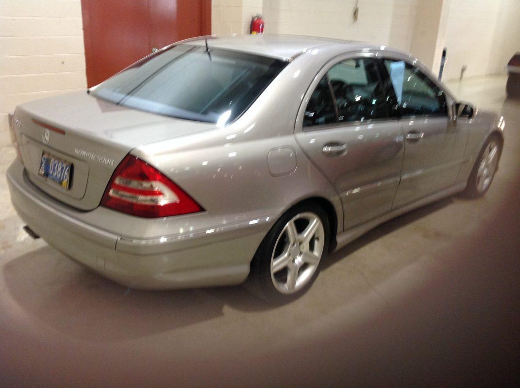 2005 Mercedes 230 Kompressor