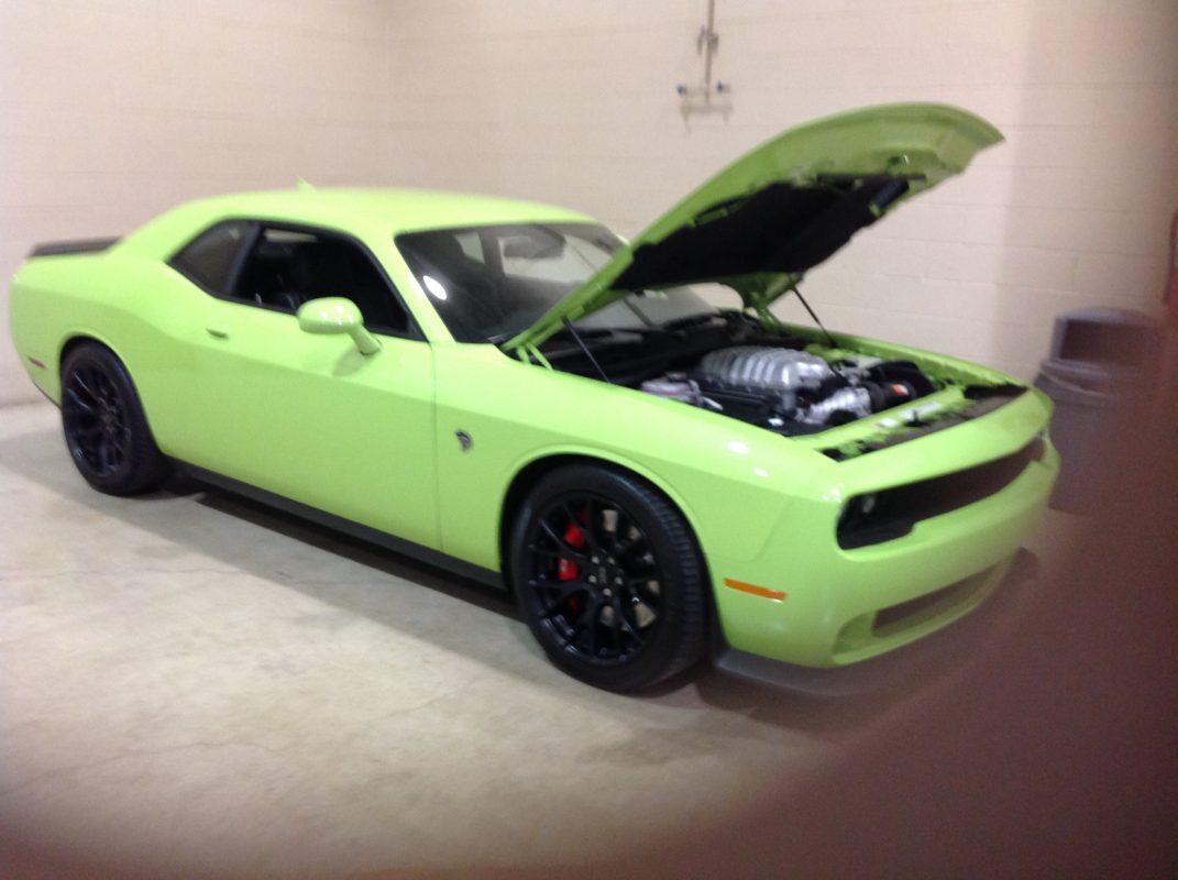 2015 Dodge Hellcat