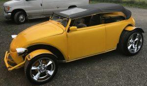 1968 Volkswagen Custom Convertible