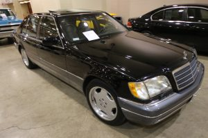 1995 Mercedes S420