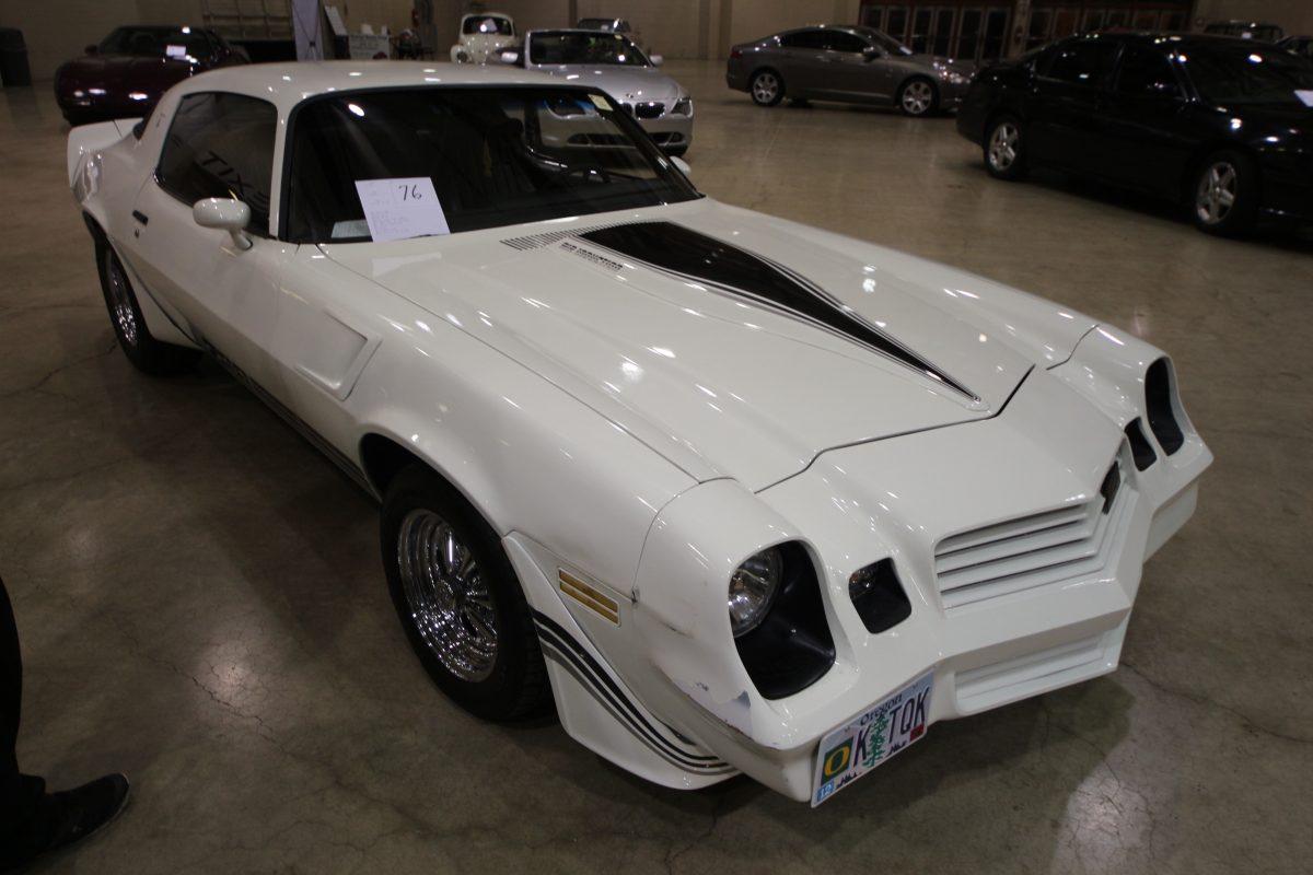 81 Chevy Camaro