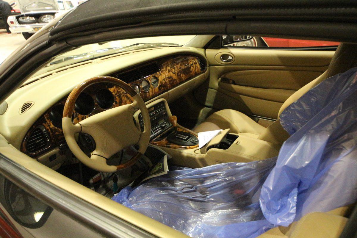 1997 Jaguar XJ-8