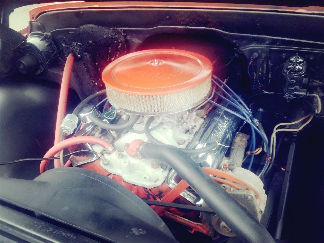 1968 Chevrolet C10 PU