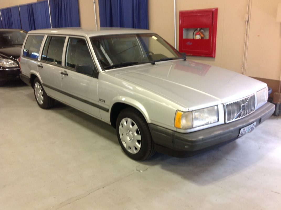 1992 Volvo Station Wagon