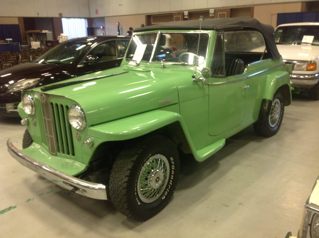 1949 Willys Jeepster (overland)