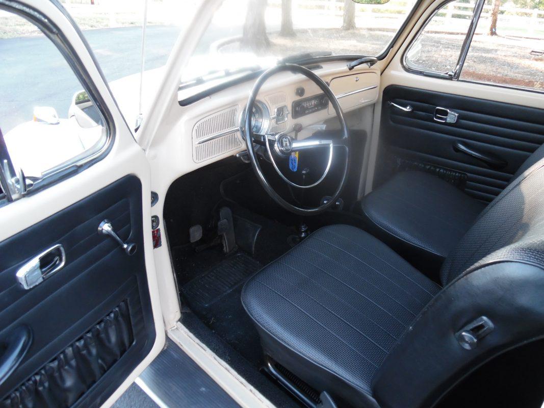 1967 Volkswagen Tan