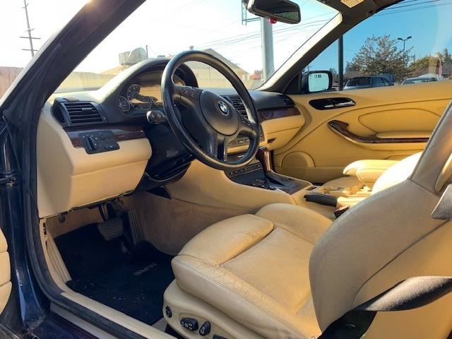 2004 BMW 330ci Convertible