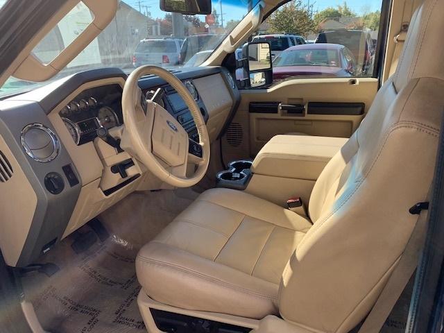 2008 Ford F250 Lariat Crew Cab
