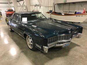 Lot 1    '67 Cadillac El Dorado