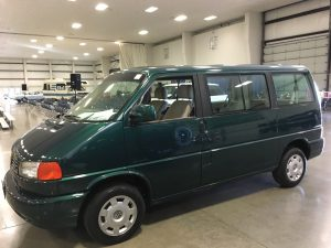 1999 VW Eurovan