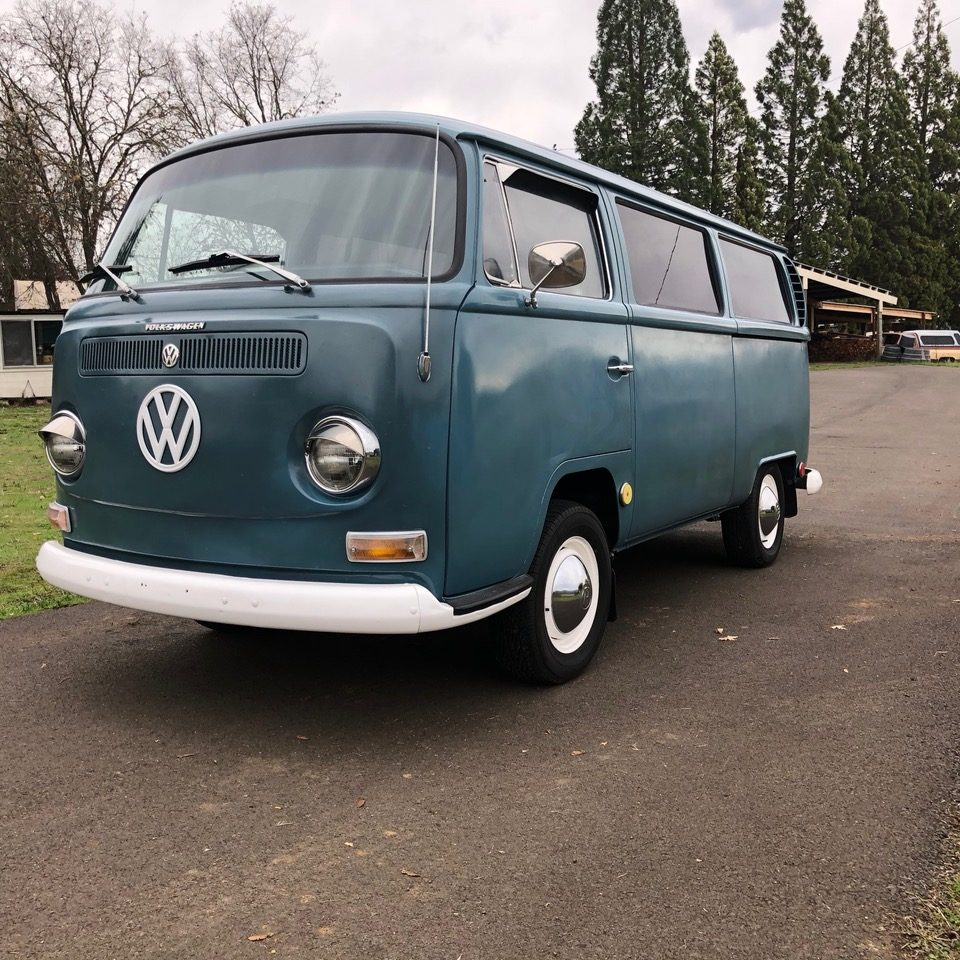 1969 Volkswagon Bay Window Bus
