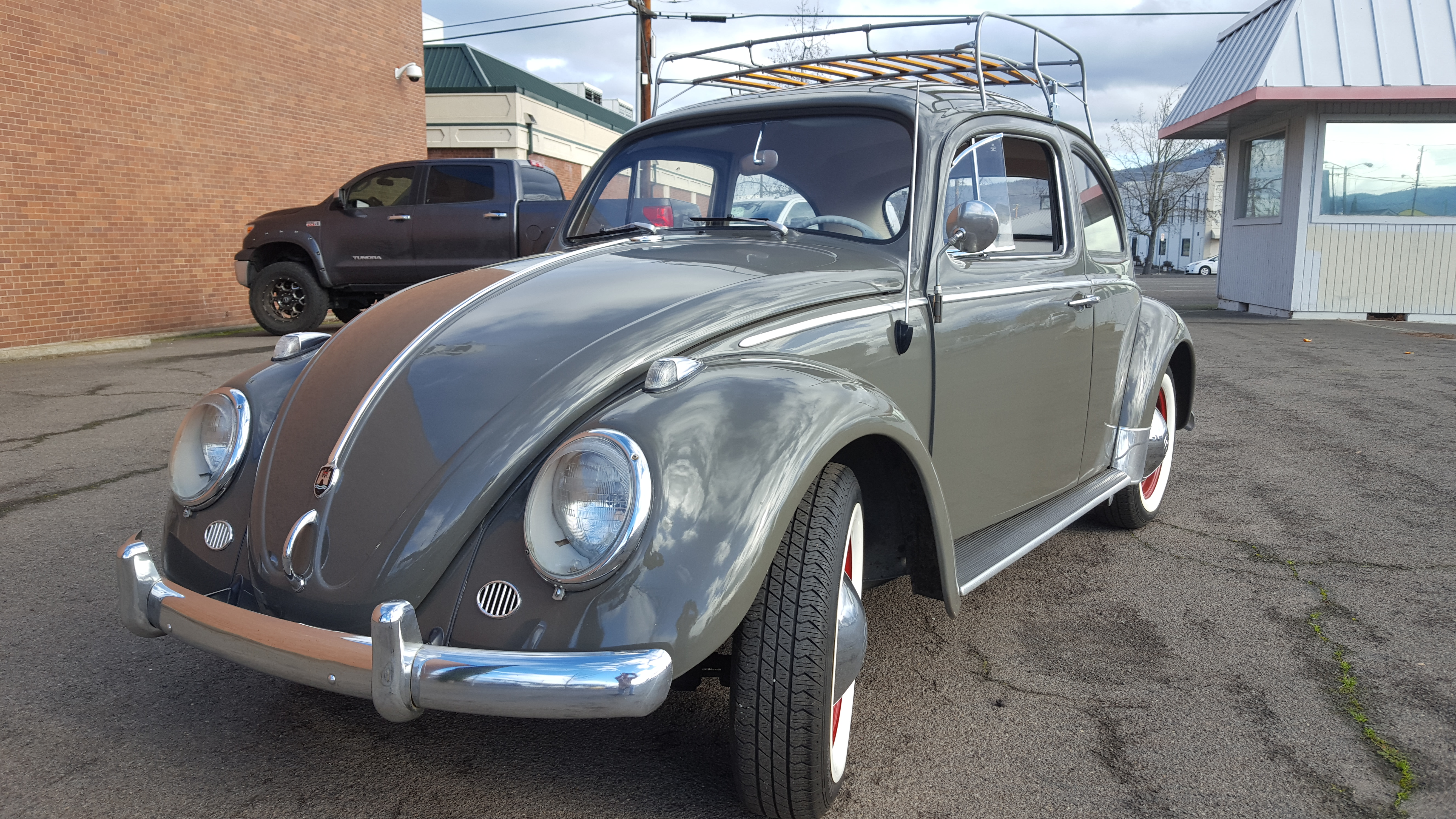 1962 Volkswagen Bug