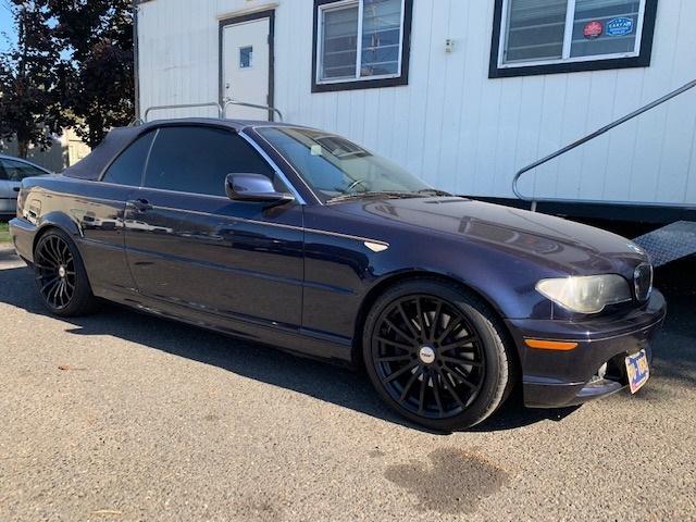 2004 BMW 330 Ci  BLue