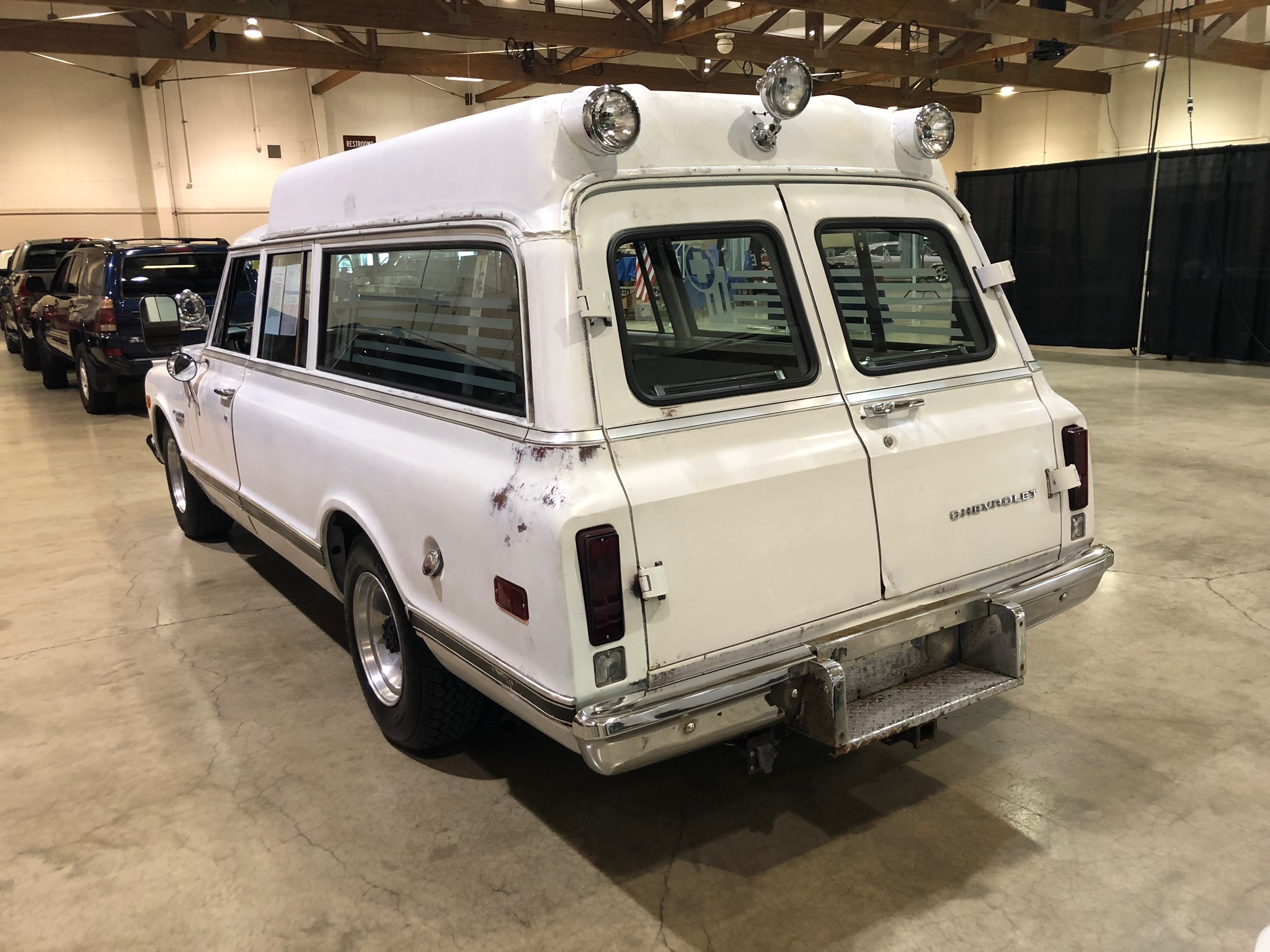 1970 Chevrolet Ambulance