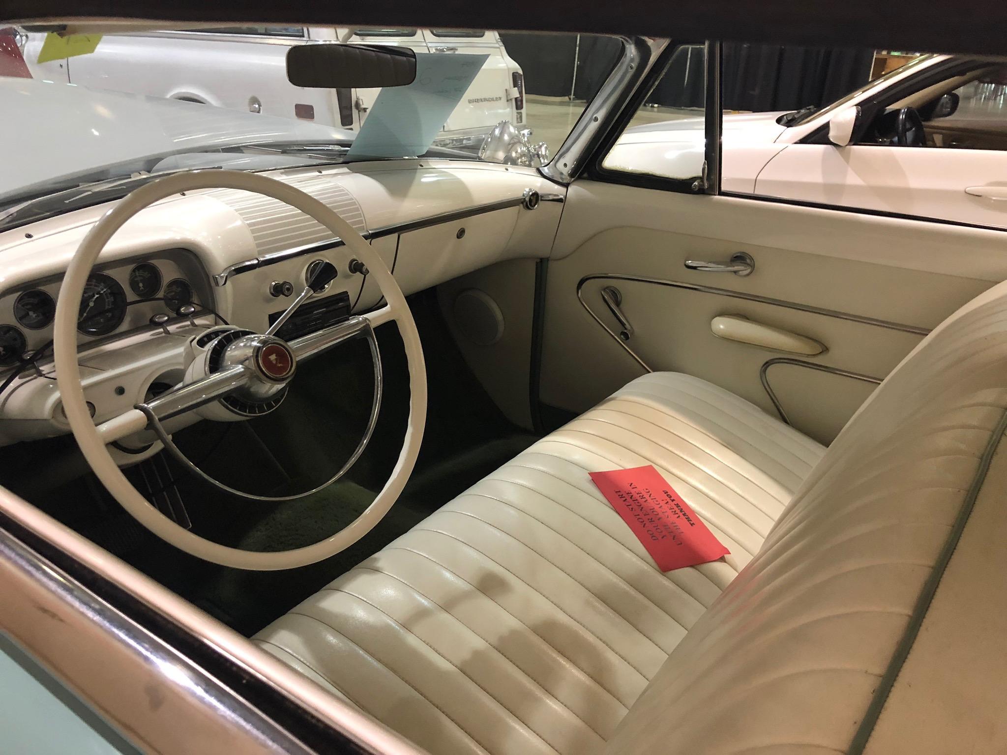 1954 Mercury 2 door Hardtop