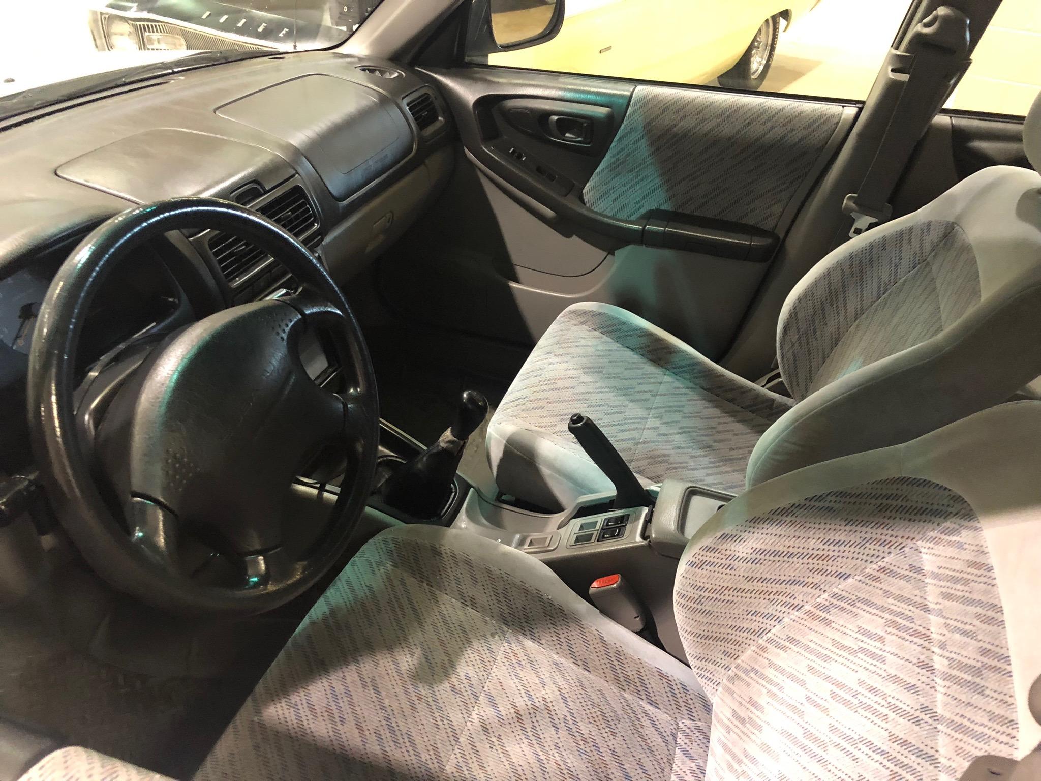 1998 Subaru Forrester