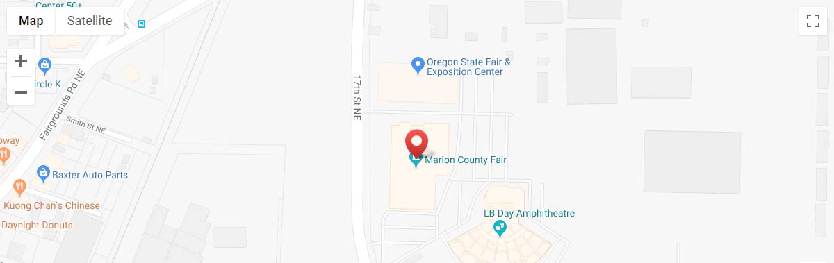 Salem Oregon Map Google.Petersen Collector Car Auctions Oregon