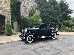 1932 Buick Coupe Black